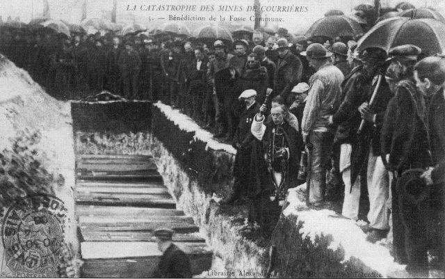 catastrophe minière france nord Pas-de-Calais